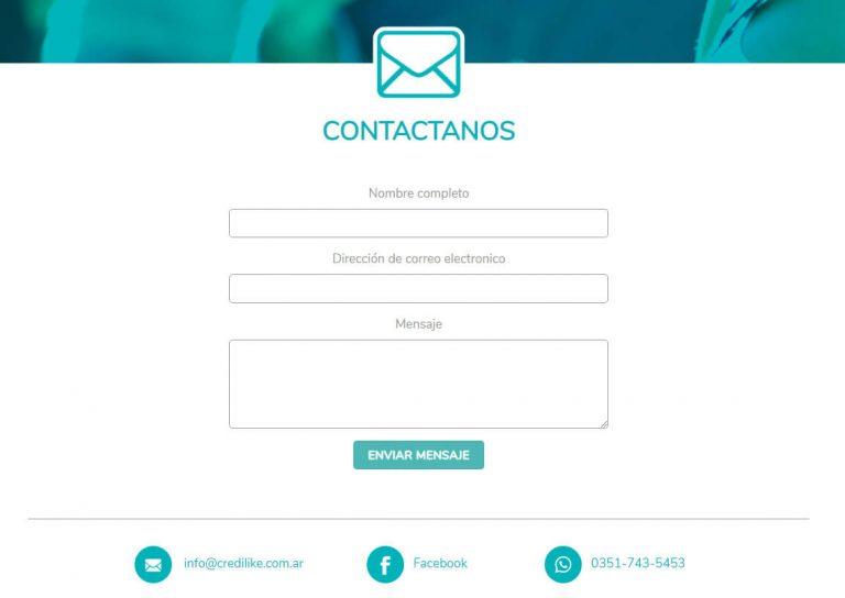 Credilike Contacto