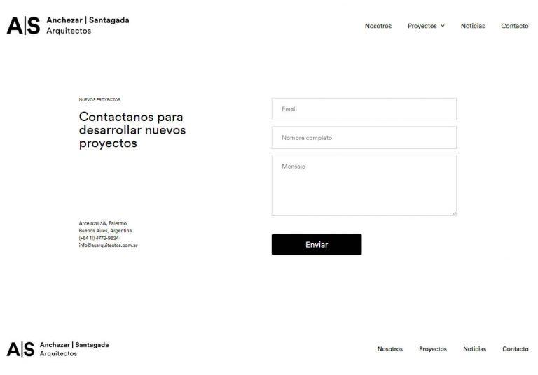 As Contacto